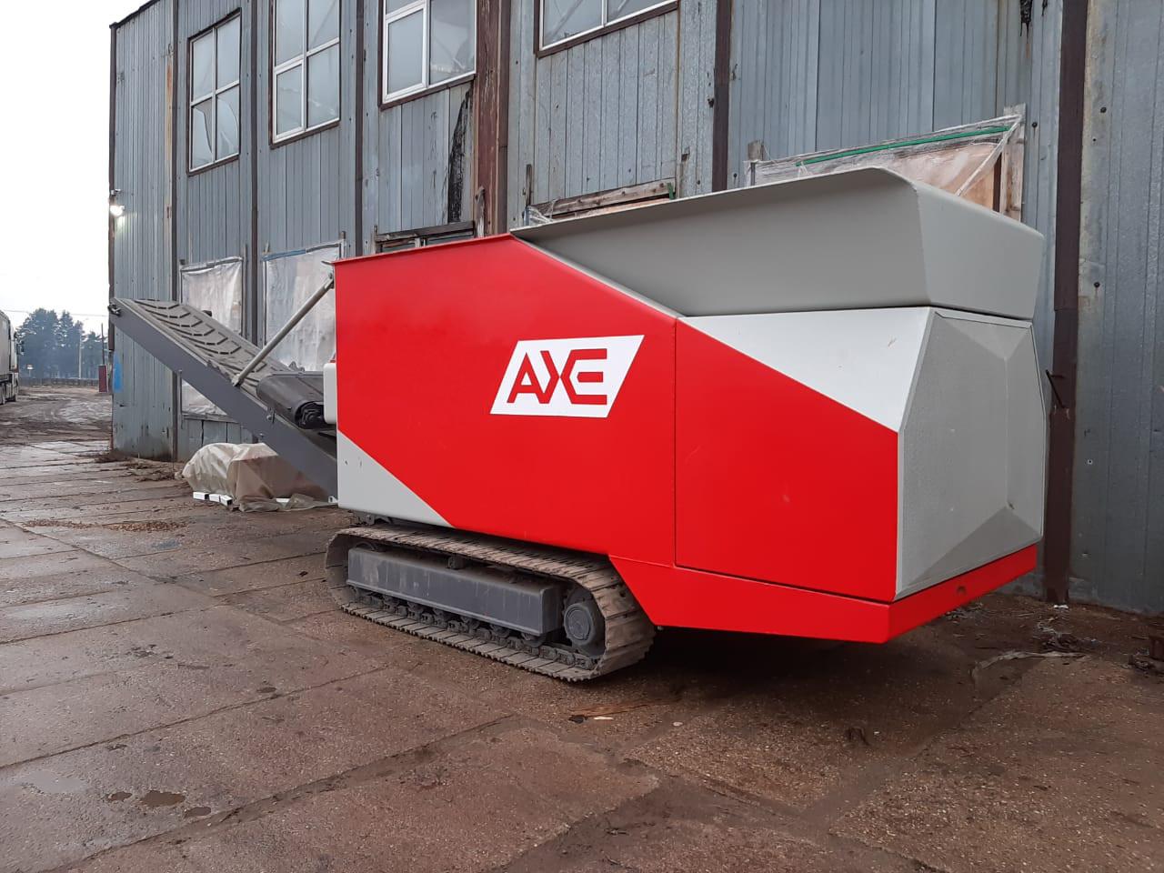 AXE K-600 Piranha